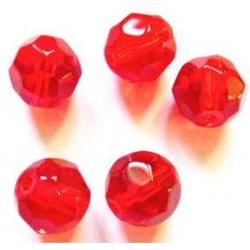 Stucki Faceted Glass Beads