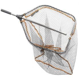 Savage Gear Folding Rubber Mesh Landing Net