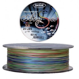 Powerline Abysses Multicolor 50 m