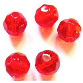 Stucki Faceted Glass Beads