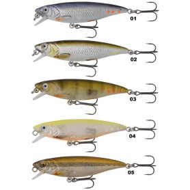 Savage Gear 3D Twitch Minnow 66