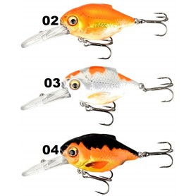 Savage Gear 3D Crucian Crank 34 SF DR